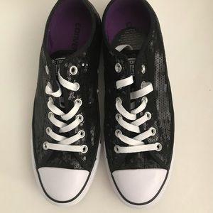 Sequin Converse Sneakers